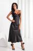 Irall Yoko Black Nightdress