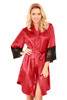 Red Dressing Gown Marbella  2Xl
