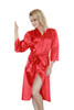 Dressing Gown Bohol  Red 2Xl
