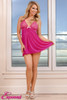 Baby Doll & Thong Set #B415 XL