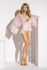 Ardea Short Robe Pink