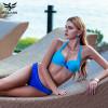 Retro Vintage Bikini Set Plus Size Swimwear