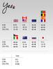 YesX Size Chart