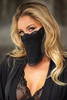 Lace Masks For Special Occassions Black