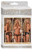 Split Back Crotchless Boy Short  Multi Pack