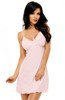 Marcy Chemise Pink 1