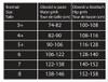 Adrian Size Charts 3