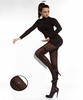 Lena Stones Patterned Tights Knee Up Extra