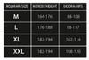 Adrian Size Charts PIX 500