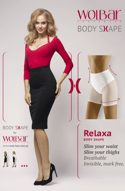 Wolbar Waist Shaper Relaxa Black