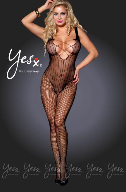 Sexy Bodystocking Black #YX938  1
