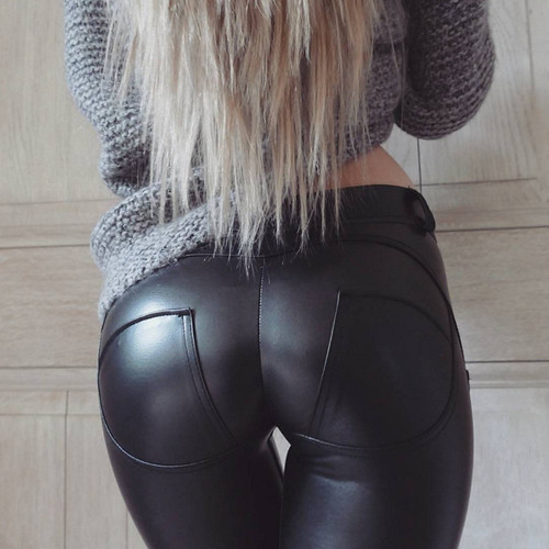 Sexy Gothic Push Up Leggings