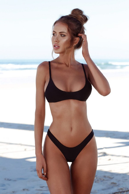 Sexy Low Waist Bikini Set