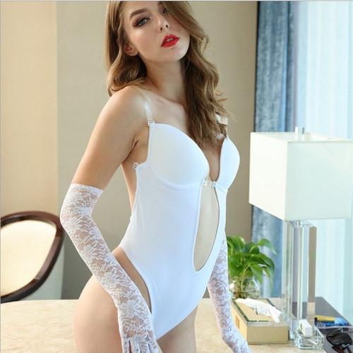 Sexy Bra Body Shaper Suit