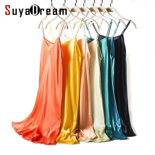 Silk SLEEP Dress REAL SILK assorted