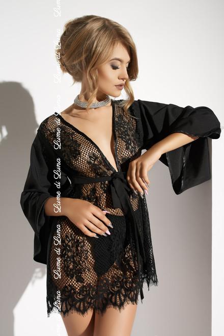 Braletta Robe Black