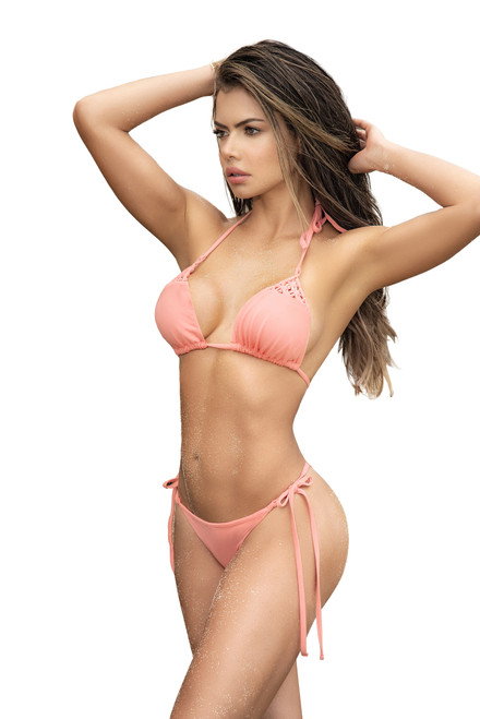 Two Piece Bikini Set Front