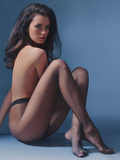 Gabriella Exclusive 10 Pantyhose with Glossy Finish 1