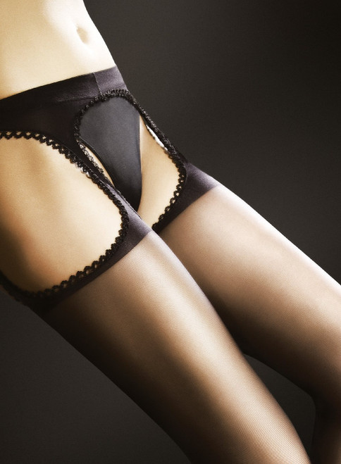 Amour 20 Suspender Tights