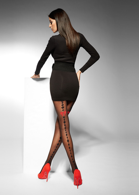 8f36408aec0 Lidia PATTERNED TIGHTS  35