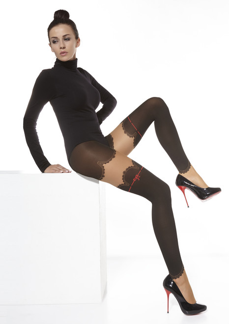 Meggie Patterned  Tights #45