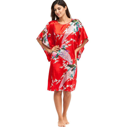 Red Robes Gown One Size Lgk-A9