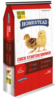 Homestead® Chick Starter-Grower 20%