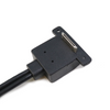 On-Lap Proprietary HDMI-A and USB-A to Dock Port Cabe (2m)