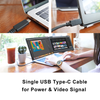 On-Lap 1306H USB-C/HDMI Portable Monitor ✦For MacBook Air/ Pro, Surface Go✦