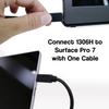 USB Type-C Video Cable(1.0m) for 1306H