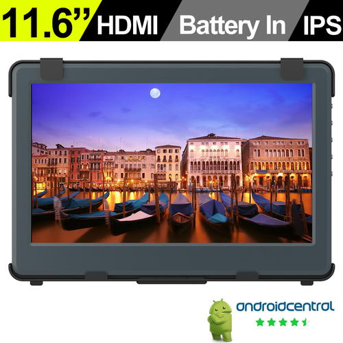 On-Lap 1102H Built-in Battery Portable Monitor