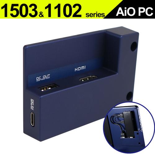 Rear Dock V2 (USB & HDMI Dock)