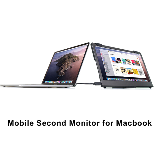 On-Lap 1306H USB-C/HDMI Portable Monitor ✦For MacBook, Surface Go✦