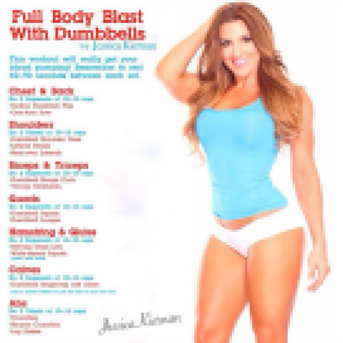 Jessica's Full Body Workout