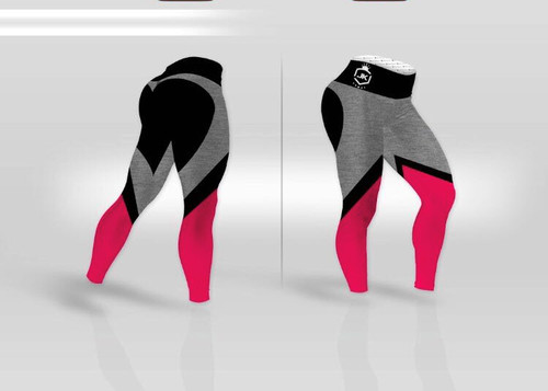 PRE-SALE BLACK & PINK SAVAGE LEGGING