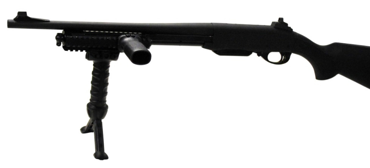 Max-Hunter Tactical Picatinny Tri Rail Forend to suit Rem 7600/7615