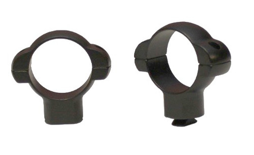 Max-Hunter 30mm Scope Rings Medium Turn In Style Steel
