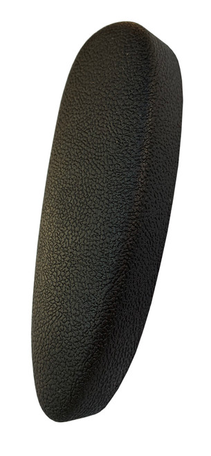 Cervellati Microcell Recoil Pad - Leather Effect - 23mm Thick - Black