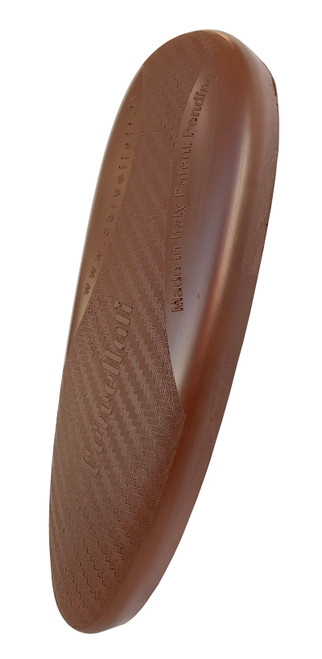 Cervellati Microcell Recoil Pad - 15mm Thick - Brown