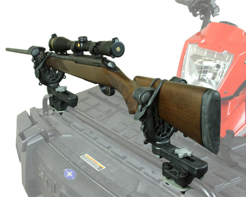 ATV-Tek Flexgrip Pro Quad Bike Gun Rack - Single