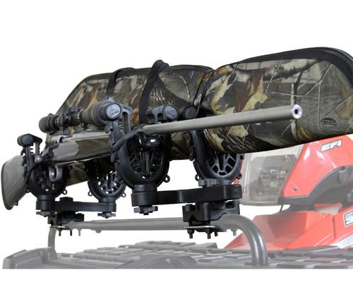 ATV-Tek Flexgrip Pro Quad Bike Gun Rack - Double