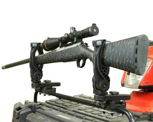 ATV-Tek Elite Series Universal Quad Bike Cam Lock Grip Gun Rack - Single