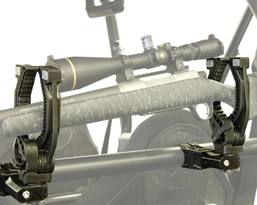 ATV-Tek Elite Series Universal UTV Cam Lock Grip Gun Rack - Single