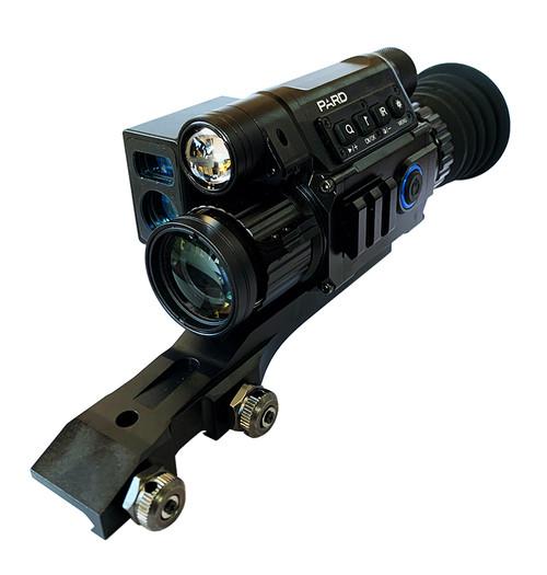 PARD NV008-LRF Night Vision 6.5-12x Digital Rifle Scope w/ Range Finder Video Image Recorder