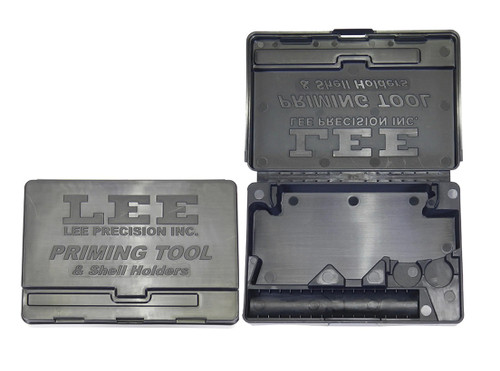 LEE Priming Tool Storage Box ONLY