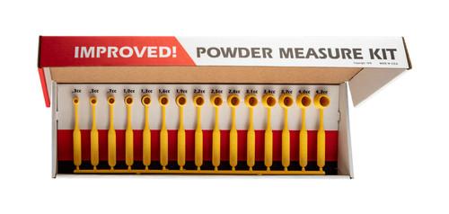 LEE Powder Scoops - Improved Powder Measure Kit