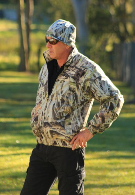 Max-Hunter Koorangie Camo Hunting Jacket - ALL SIZES