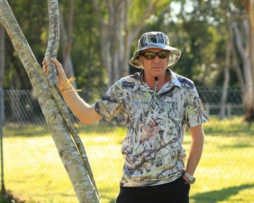 Max-Hunter Koorangie Camo Hunting Shirt - ALL SIZES