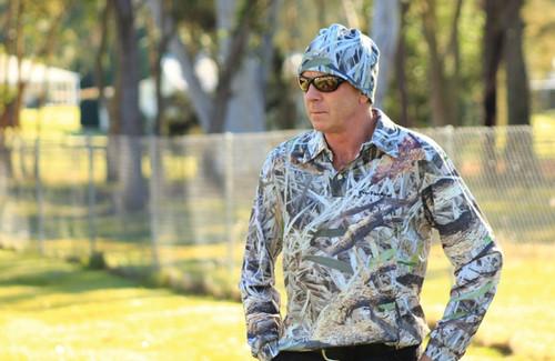 Max-Hunter Koorangie Camo Long Sleeve Hunting Shirt - ALL SIZES