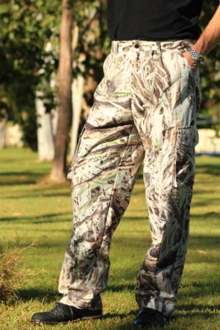 Max-Hunter Koorangie Camo Hunting Trousers - ALL SIZES